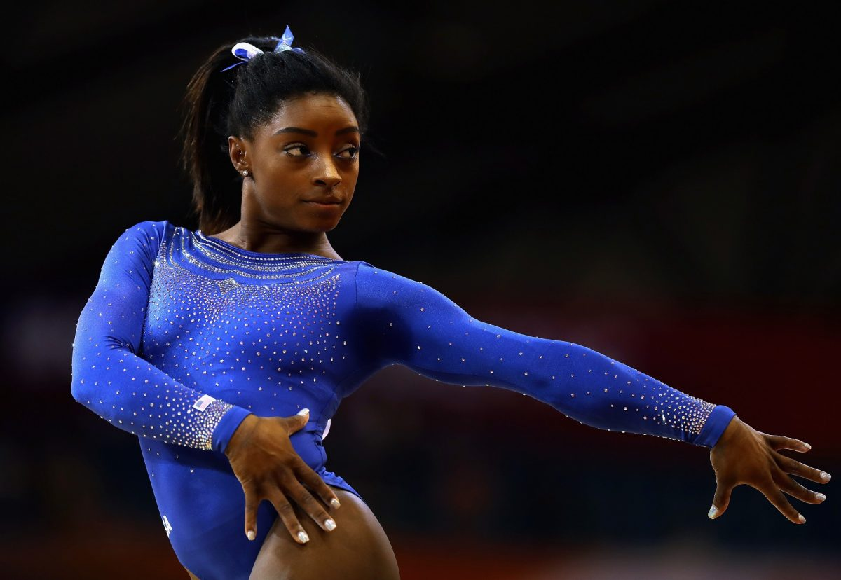 Why Did Simone Biles and Stacey Ervin Jr. Break Up?