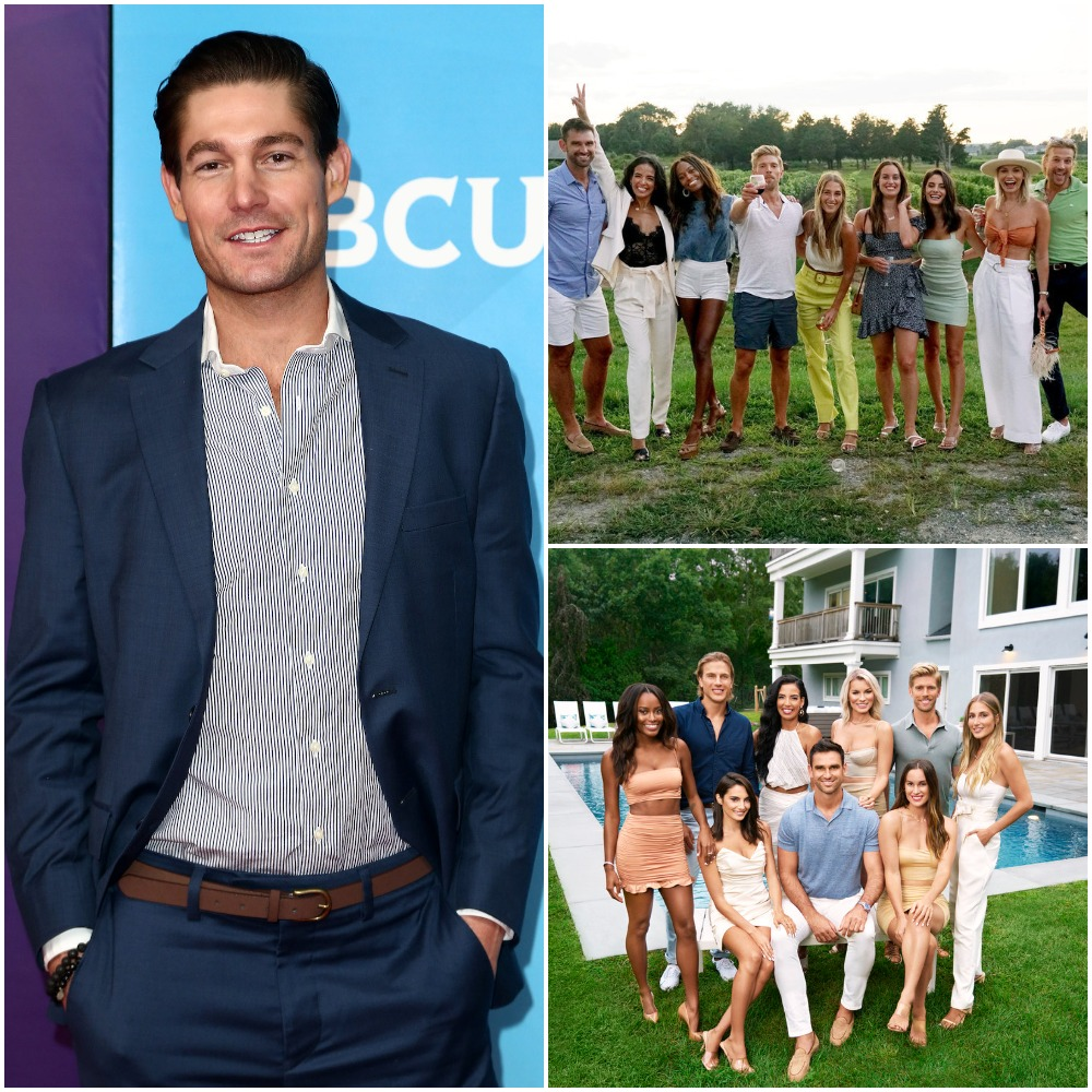 Craig Conover from Southern Charm plus Summer House cast