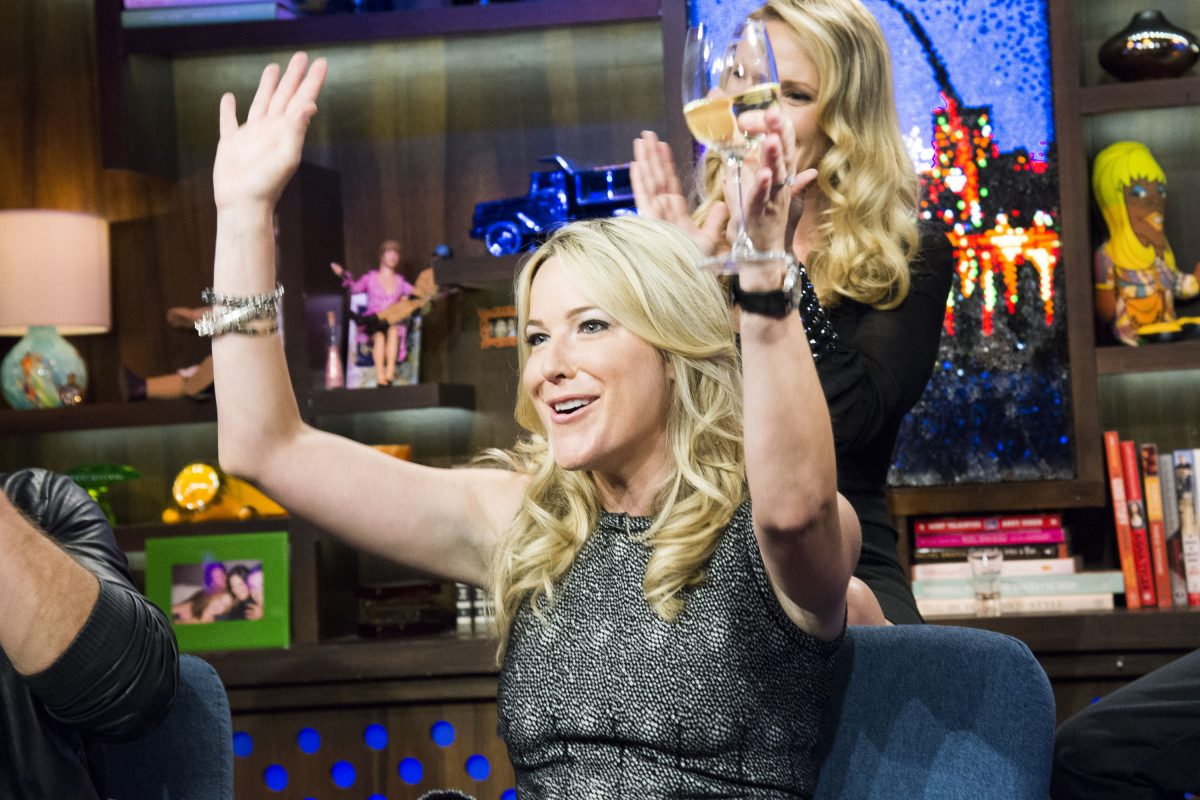 Watch What Happens Live with Andy Cohen -- Pictured : Beth Stolarczyk