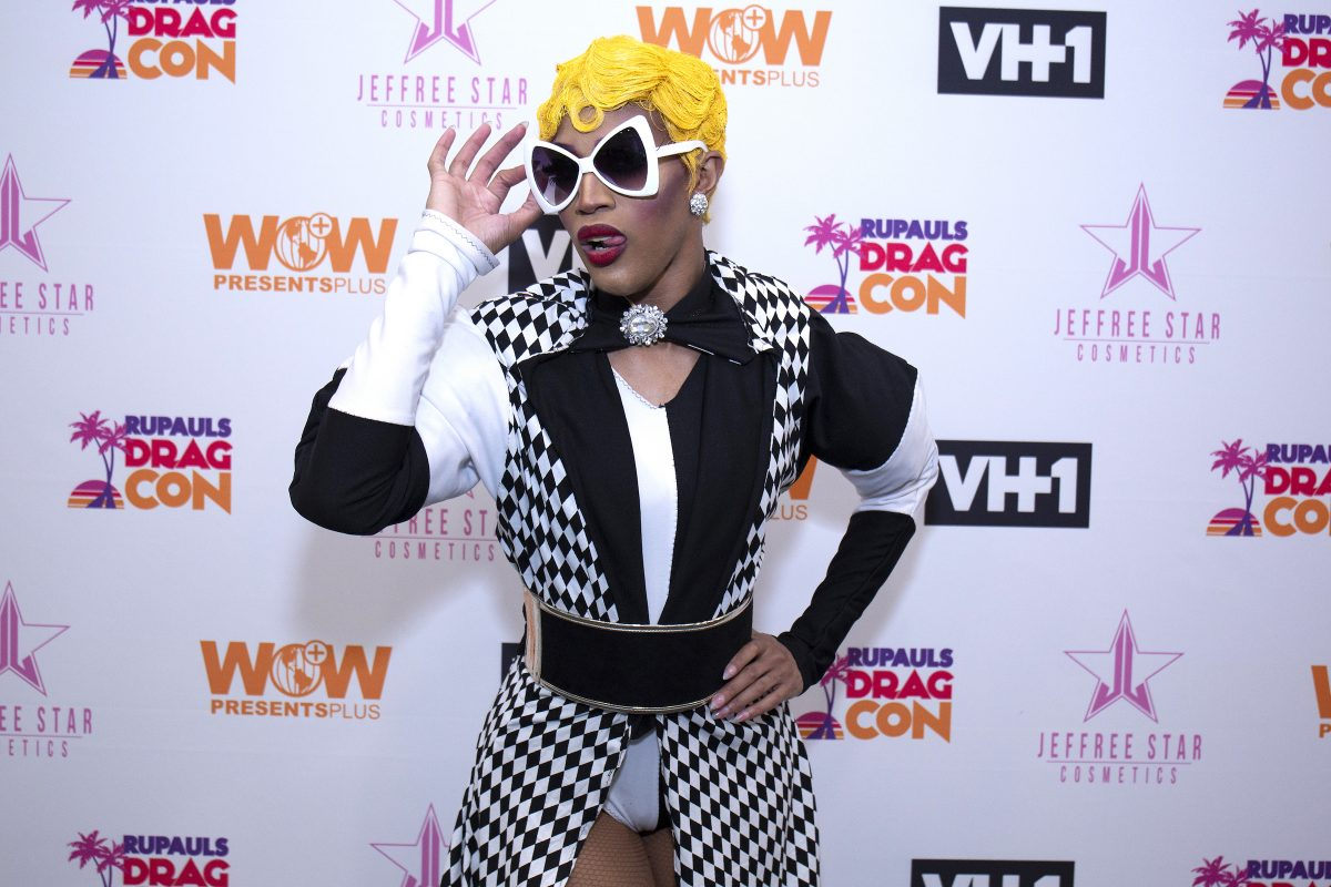 Trinity K. Bonet attends the 4th Annual RuPaul's DragCon at Los Angeles Convention Center