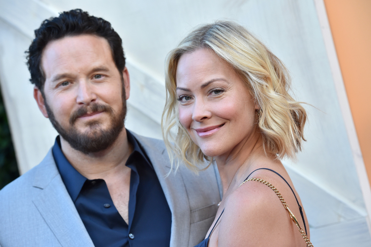 """Cole Hauser and Cynthia Daniel attend the premiere party for Paramount Network's """"Yellowstone"""" Season 2 at Lombardi House on May 30, 2019 in Los Angeles, California"""