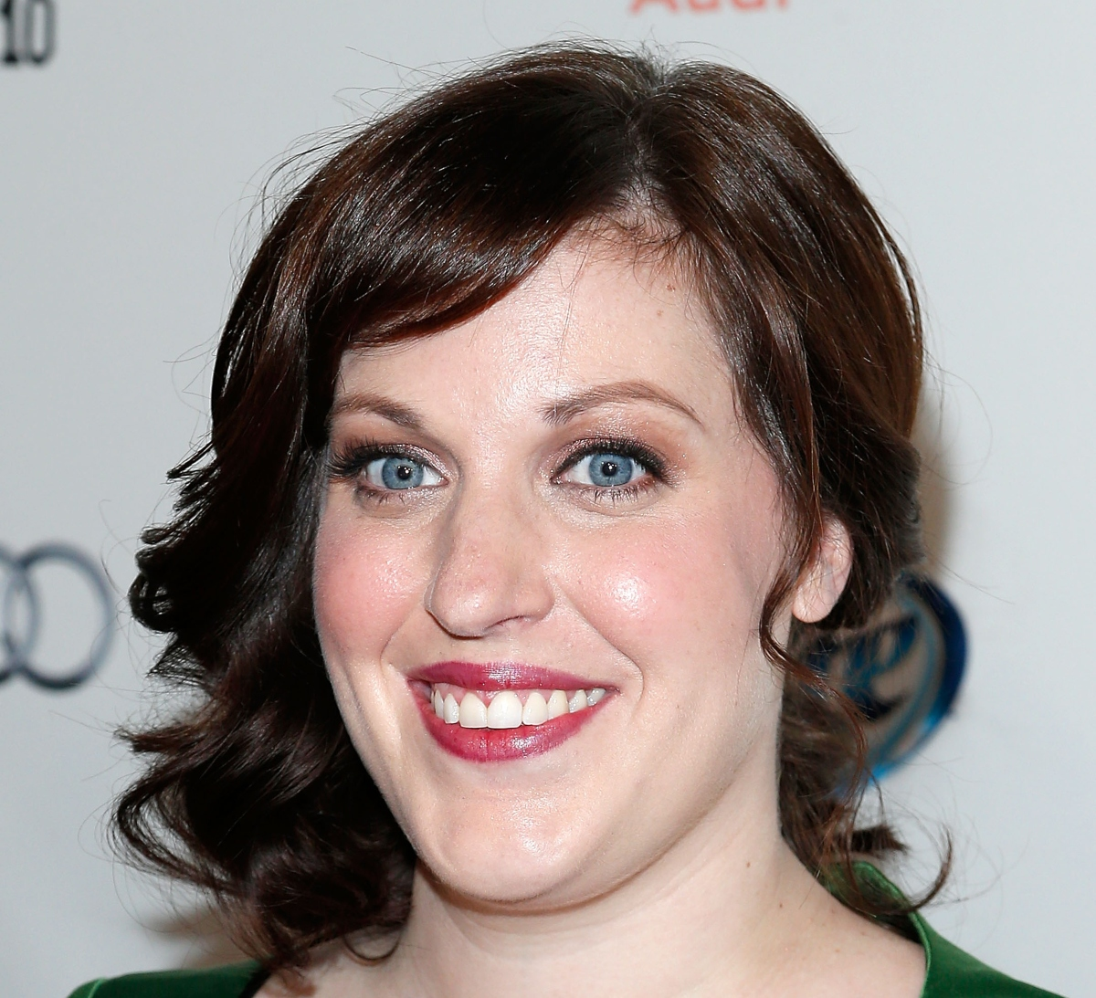 Allison Tolman attends the FX Networks Upfront screening of 'Fargo' at SVA Theater on April 9, 2014 in New York City