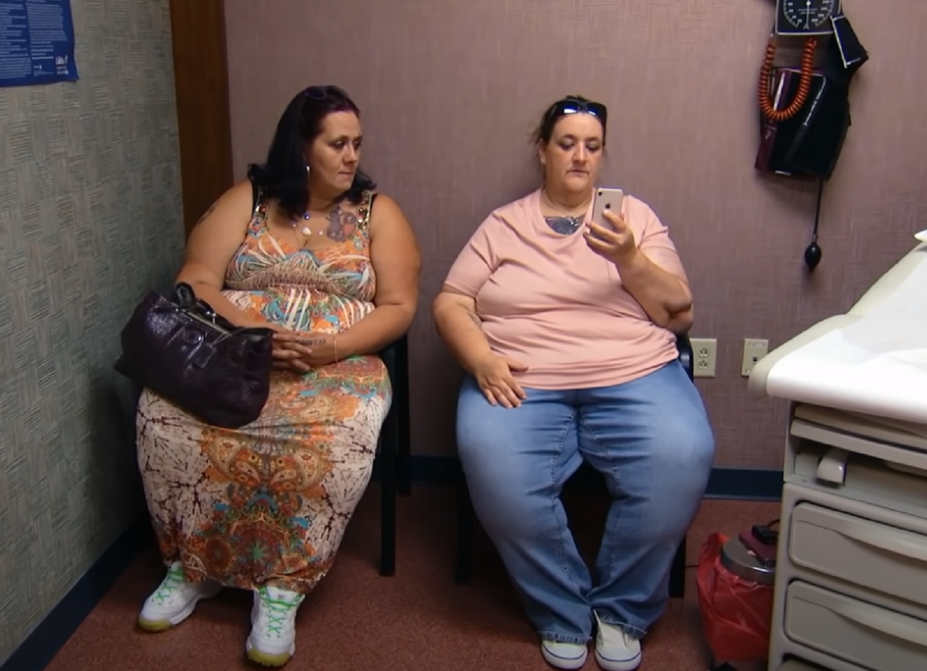 Angie J chats with Dr. Now on My 600-Lb Life: Where Are They Now?