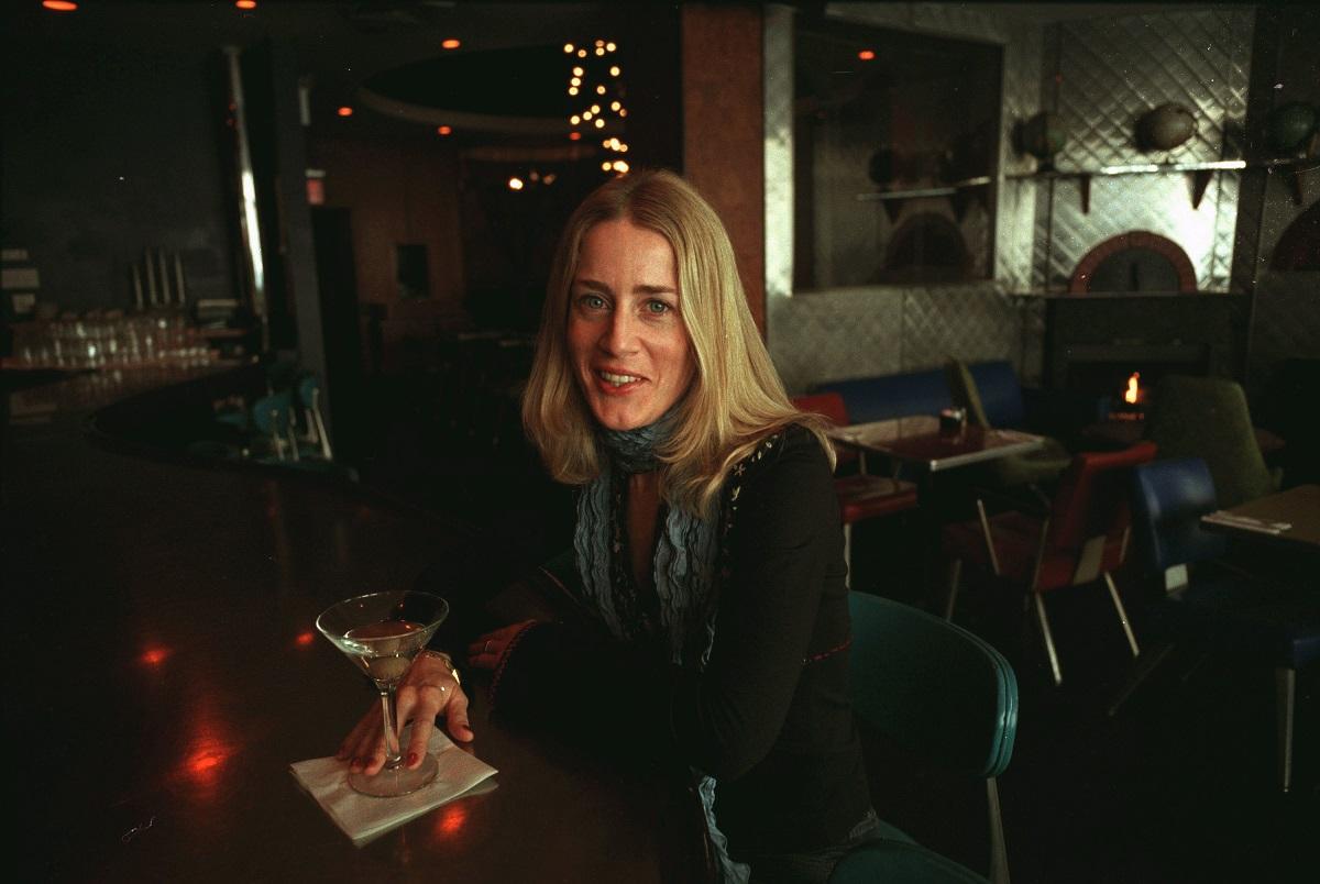 """Cecily Von Ziegesar, author of popular teen novels, including """"Gossip Girl.'"""