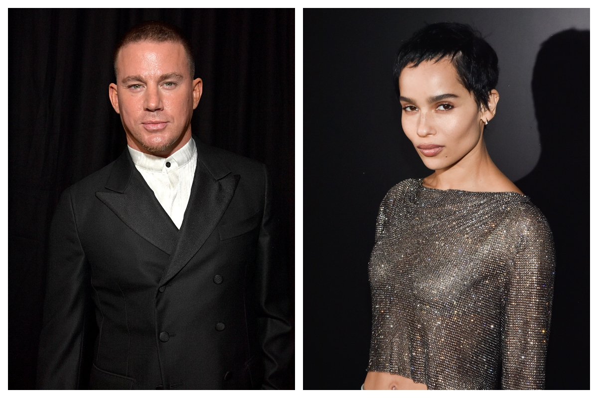 What Is Channing Tatum and Zoe Kravitz's Age Difference?