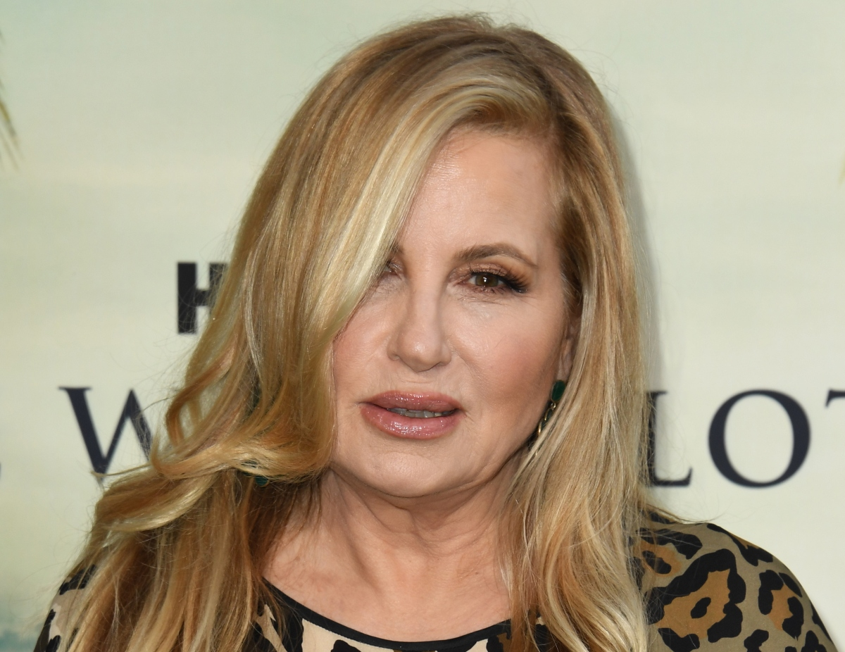 Actor Jennifer Coolidge arrives at the Los Angeles premiere of HBO's 'The White Lotus' at Bel-Air Bay Club on July 7, 2021. Coolidge plays Tanya McQuoid in the HBO series, but she wasn't interested in acting when the opportunity came about.