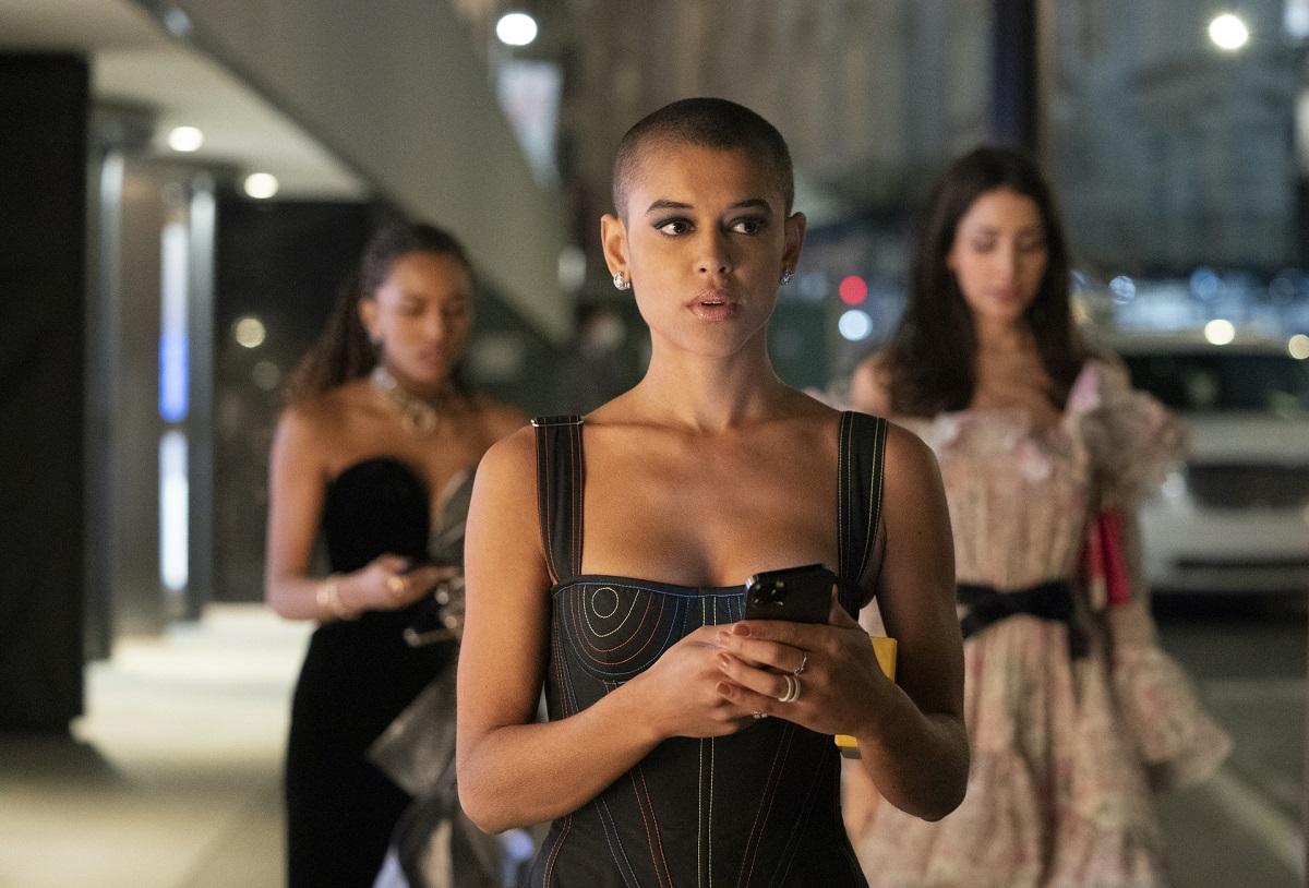Jordan Alexander in 'Gossip Girl' Episode 2