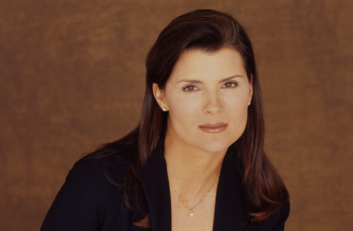 Kimberlin Brown 'All My Children' promotional photo