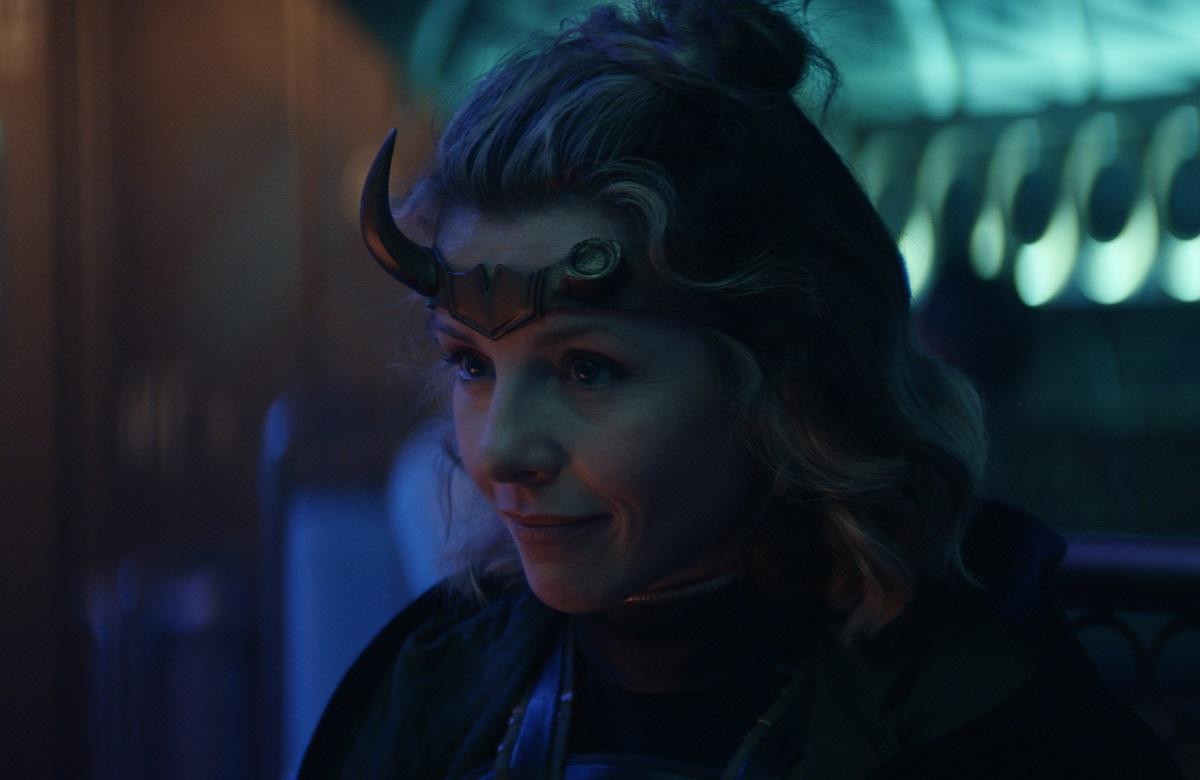 Sophia Di Martino in 'Loki' Episode 3