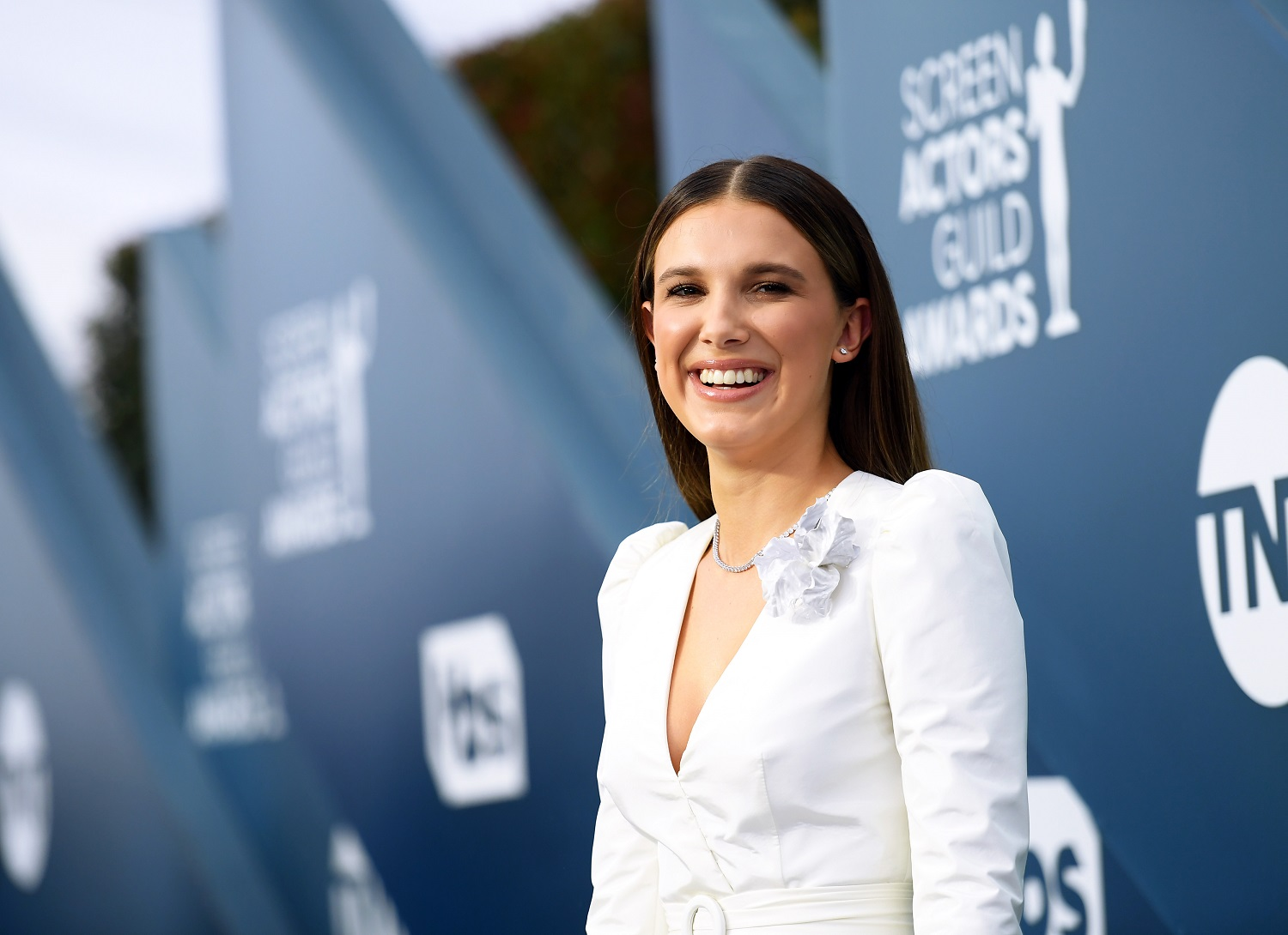 Stranger Things and Enola Holmes star Millie Bobby Brown appears to be dating Jake Bongiovi