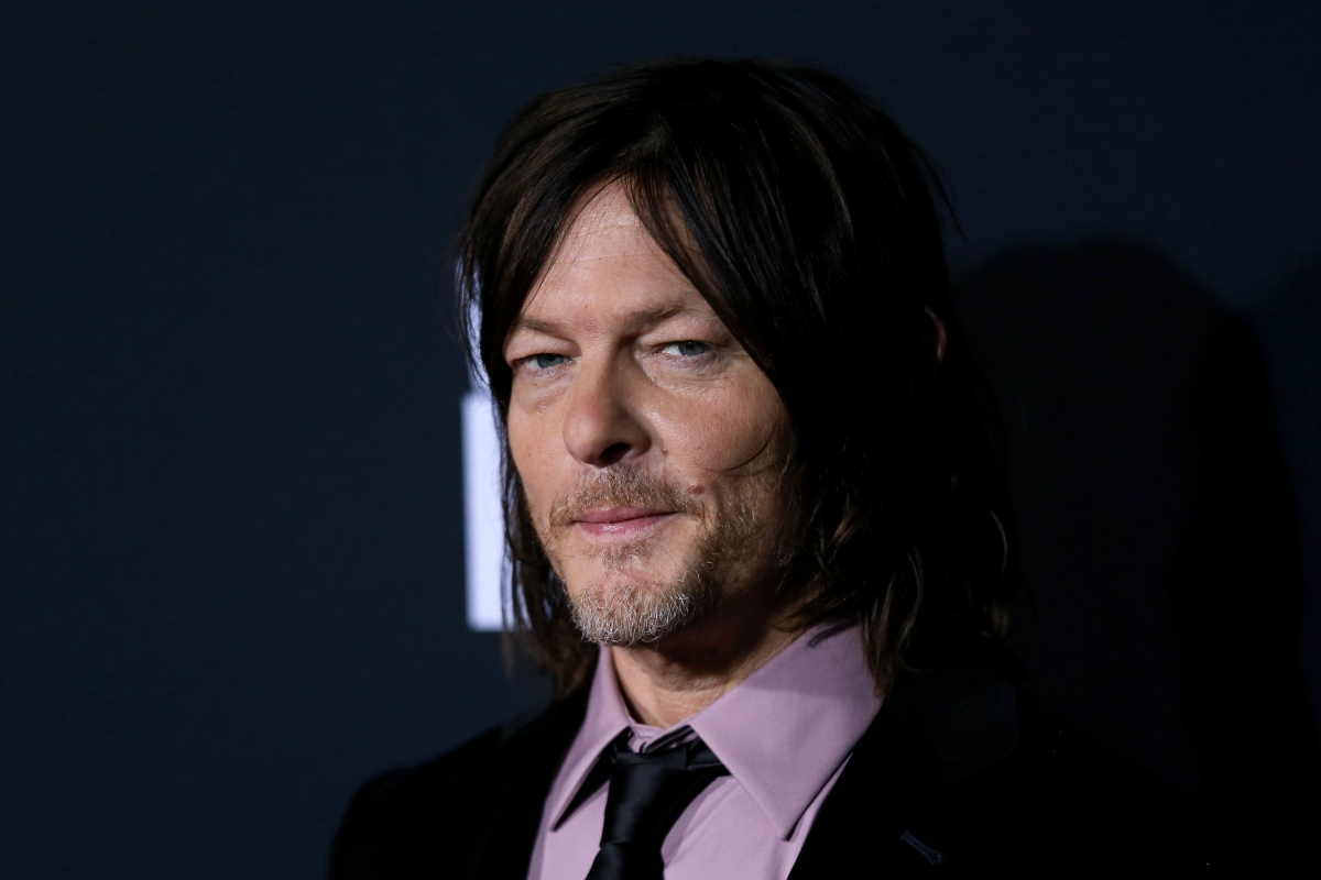 Norman Reedus attends a special screening of AMC's 'The Walking Dead' Season 10 at Chinese 6 Theater on September 23, 2019 in Hollywood, California