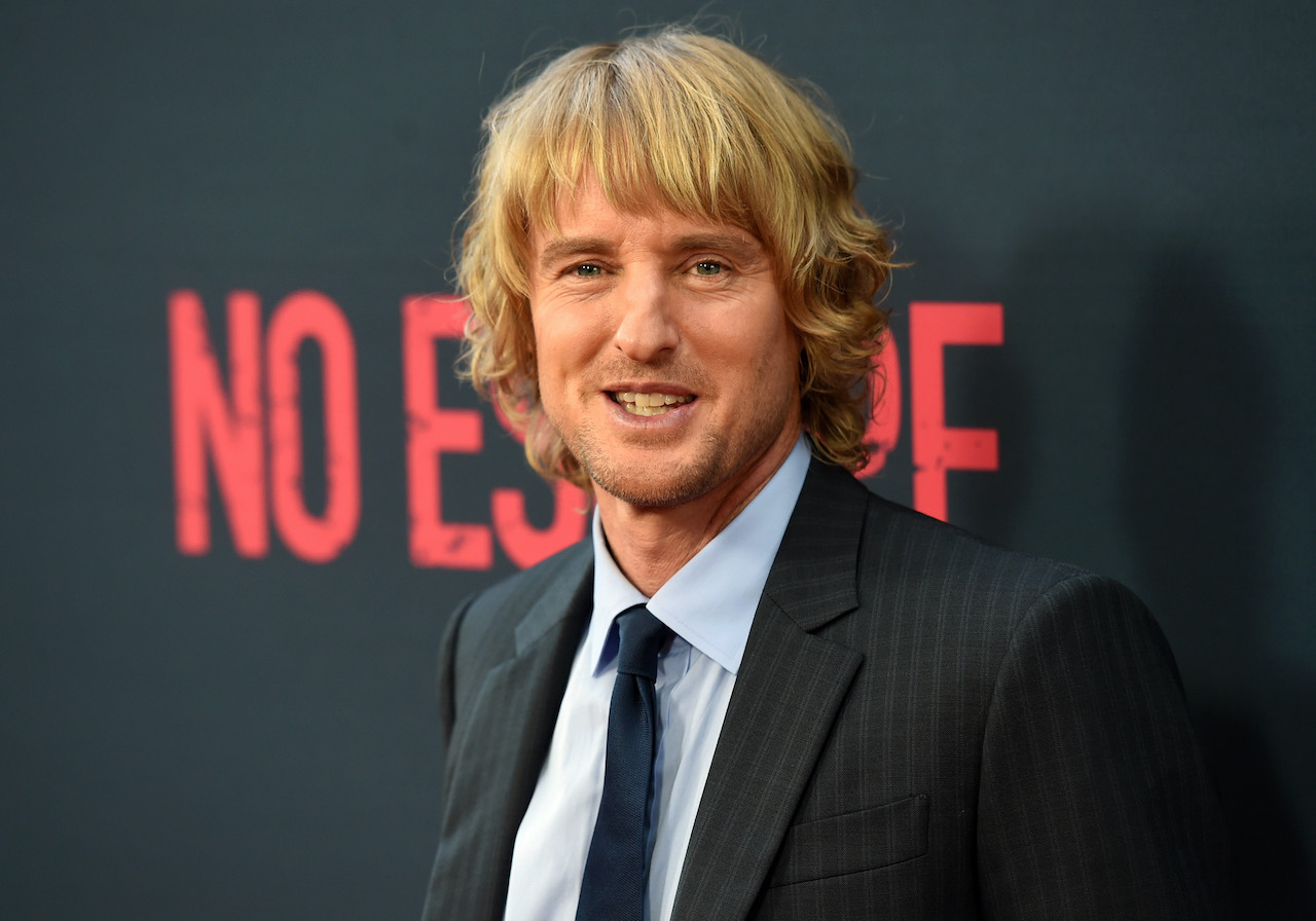 """Owen Wilson attends the premiere of the Weinstein Company's """"No Escape"""" at Regal Cinemas L.A. Live"""
