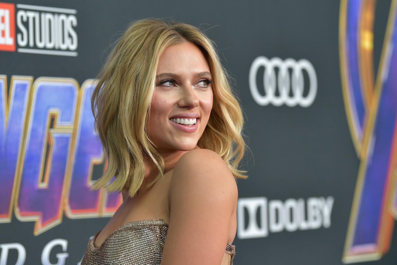 "Scarlett Johansson attends the world premiere of Walt Disney Studios Motion Pictures ""Avengers: Endgame"""