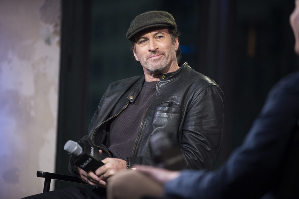 Scott Patterson talks 'Gilmore Girls: A Year in the Life' at AOL HQ