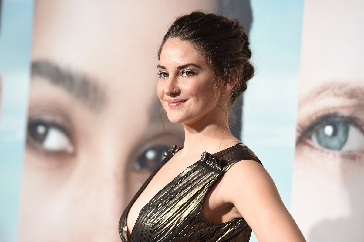 Shailene Woodley attends the premiere of HBO's 'Big Little Lies' on February 7, 2017, in Hollywood, California.
