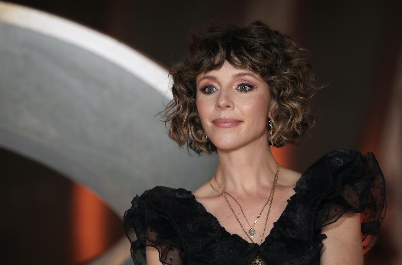 Sophia Di Martino attends the Special Screening of Marvel Studios' series LOKI