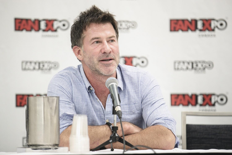 Joe Flanigan played John Sheppard on Stargate Atlantis