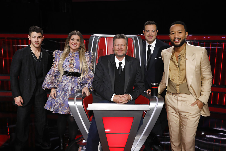 The Voice Season 21; Source- Google