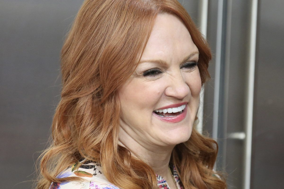 Ree Drummond is the star of 'The Pioneer Woman'