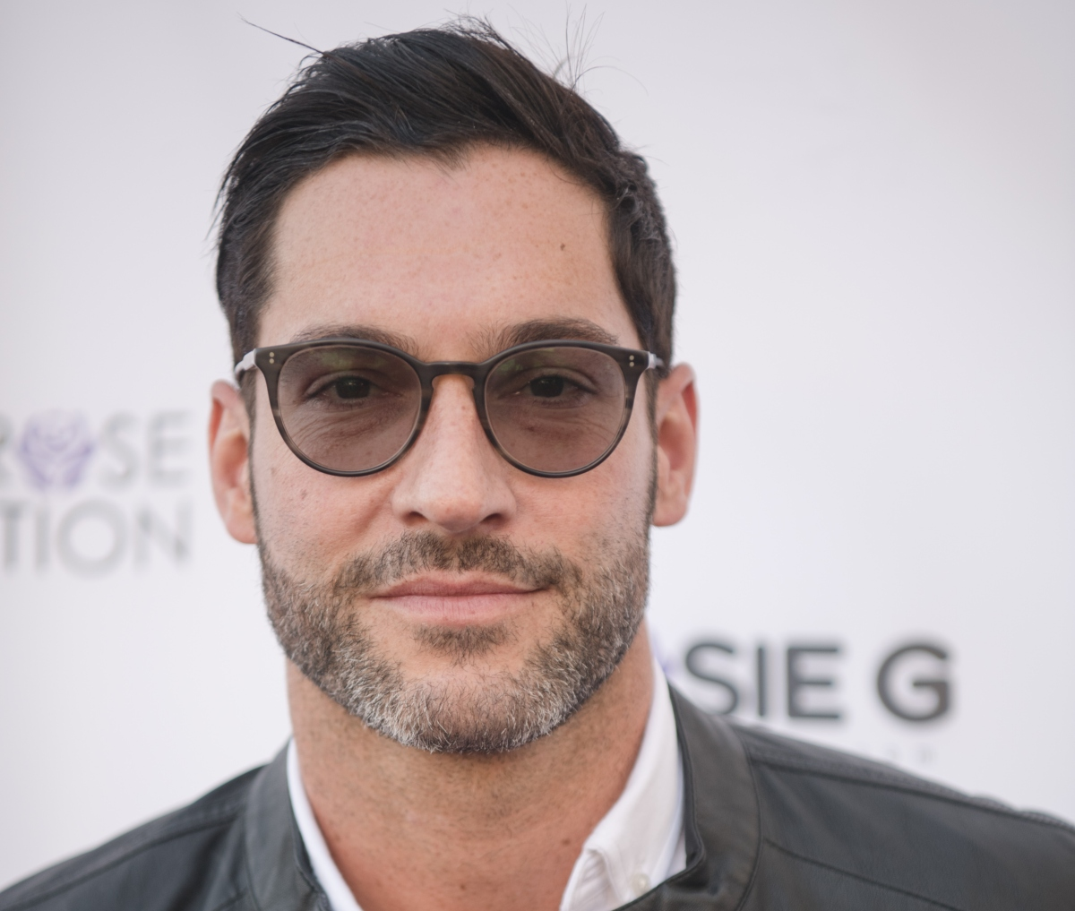 'Lucifer' star Tom Ellis at the 16th Annual Grace Rose Foundation fundraiser at SLS Hotel on September 7, 2019 in Beverly Hills, California