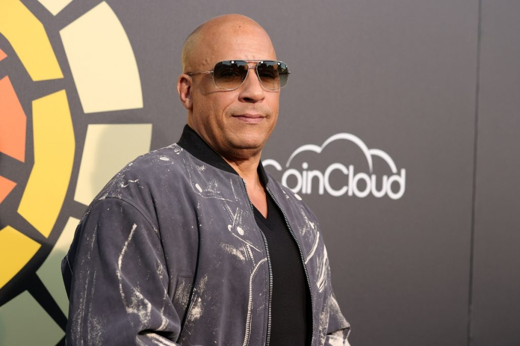 Vin Diesel Responds to 'Fast and Furious' and 'Jurassic ...