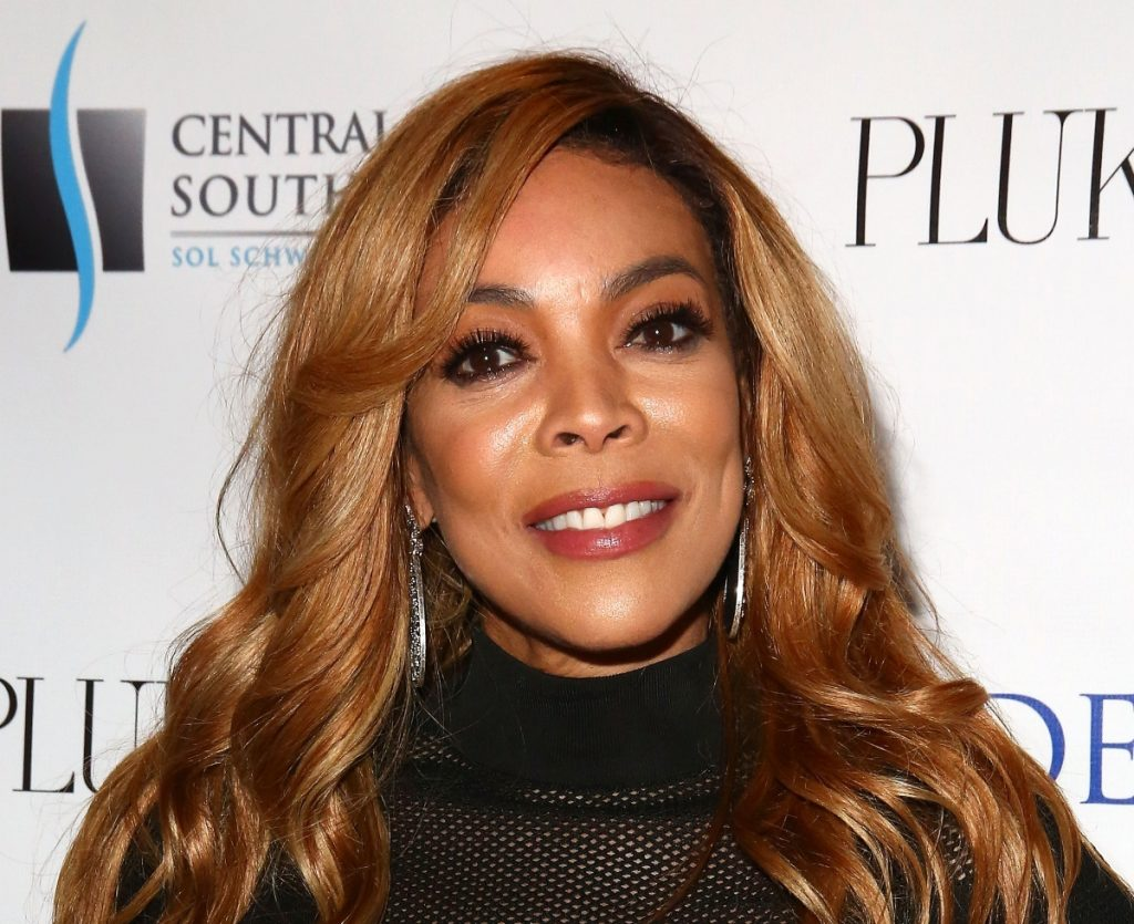 Wendy Williams attends Resident Magazine celebration at Lovage on April 12, 2017 in New York City