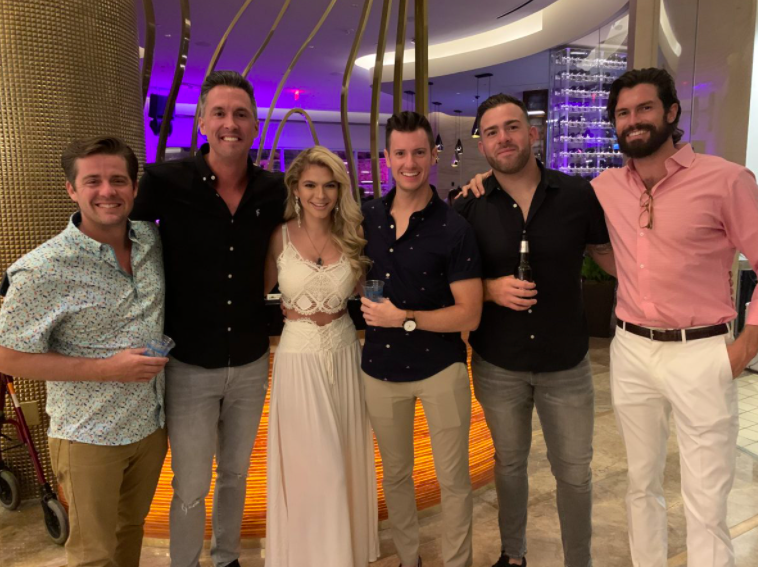 Below Deck and The Bachelorette casts