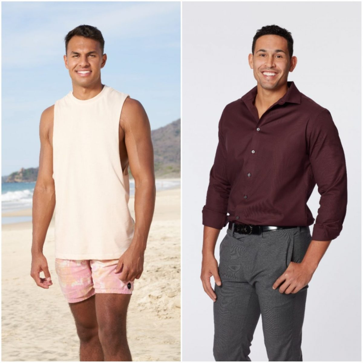 'Bachelor in Paradise' stars Aaron Clancy and Thomas Jacobs