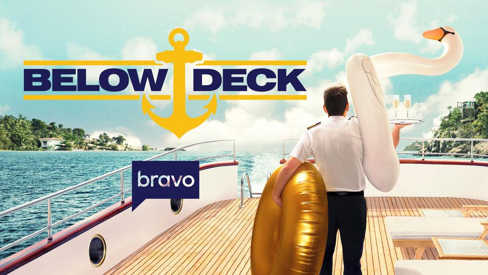 Below Deck Season 9 Key Art