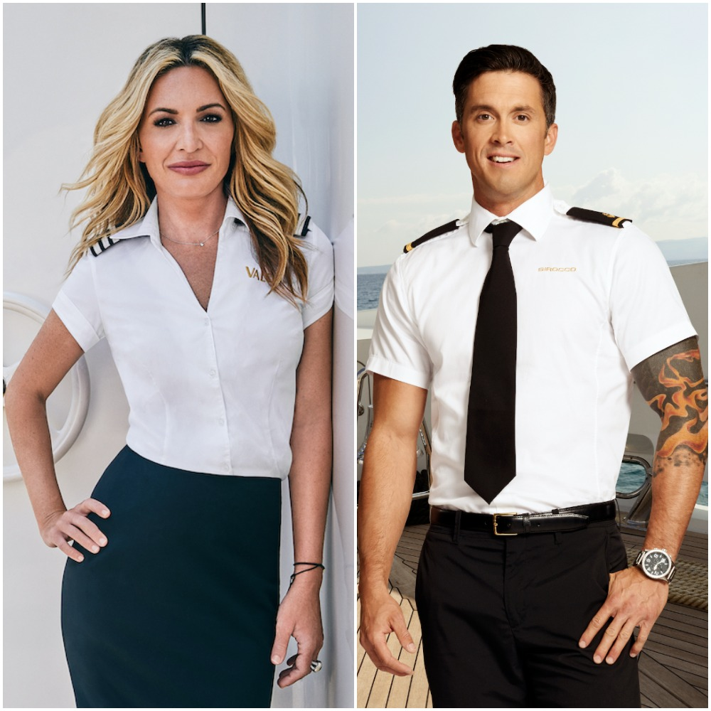 Kate Chastain from Below Deck helped Bobby Giancola get into yachting and Below Deck Mediterranean