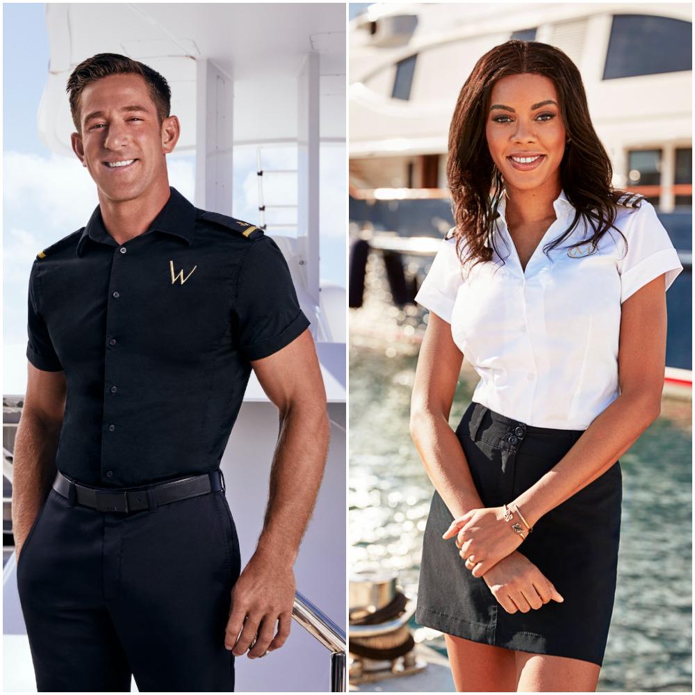 Pete Hunziker and Lexi Wilson Below Deck Mediterranean cast photos