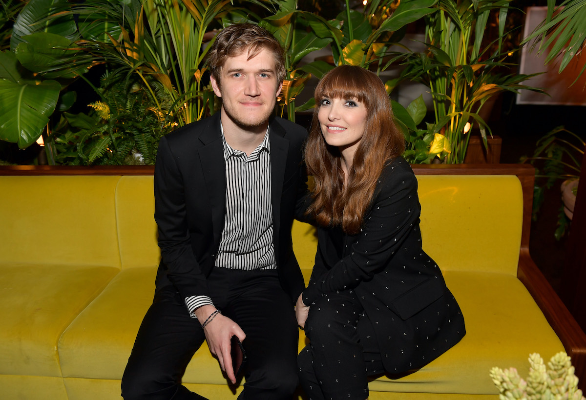 WEST HOLLYWOOD, CALIFORNIA - DECEMBER 05: (L-R) Bo Burnham and Lorene Scafaria attend the 2019 GQ Men of the Year celebration at The West Hollywood EDITION on December 05, 2019 in West Hollywood, California. (Photo by Matt Winkelmeyer/Getty Images for GQ Men of the Year 2019)