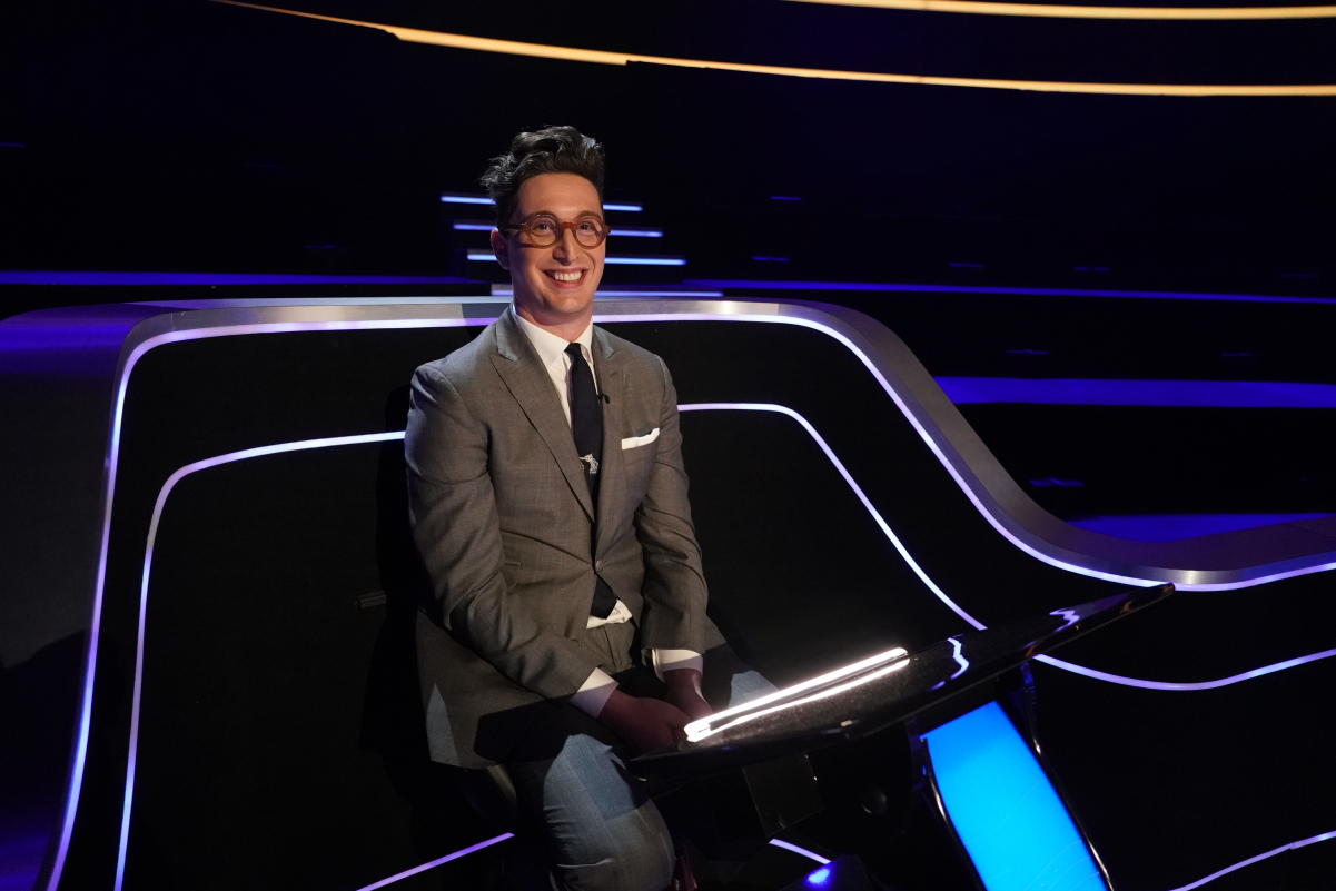Former 'Jeopardy!' champ and guest host Buzzy Cohen
