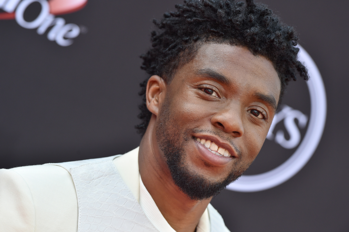 Chadwick Boseman attends The 2018 ESPYS at Microsoft Theater on July 18, 2018 in Los Angeles, California