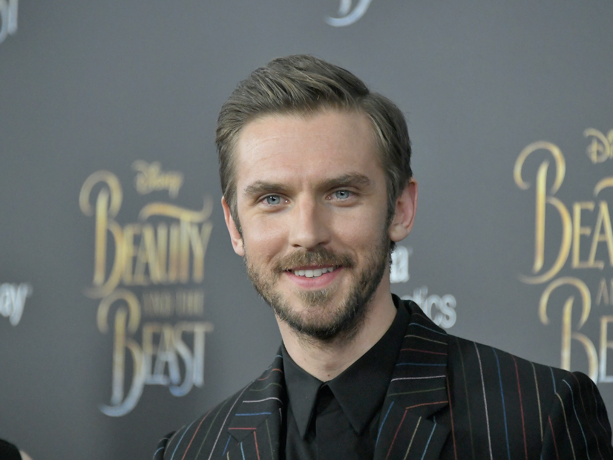 """Dan Stevens attends the """"Beauty And The Beast"""" New York Screening. He will star next in the German language film 'I'm Your Man'"""
