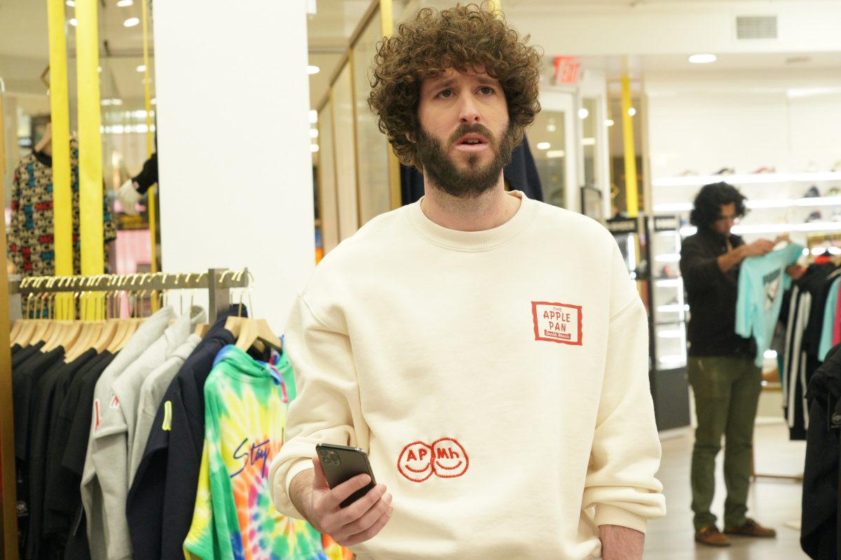 Dave 'Lil Dicky' Burd in 'Dave' FXX Season 2, Episode 8 'The Burds'