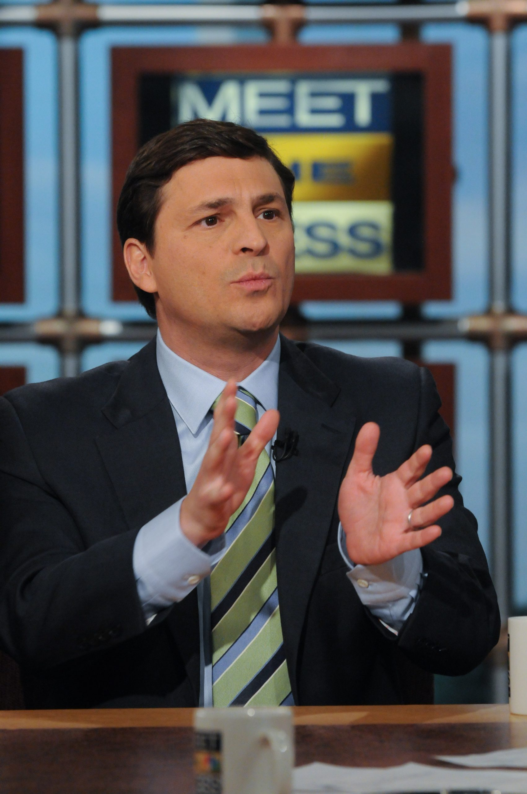 CNBC anchor David Faber