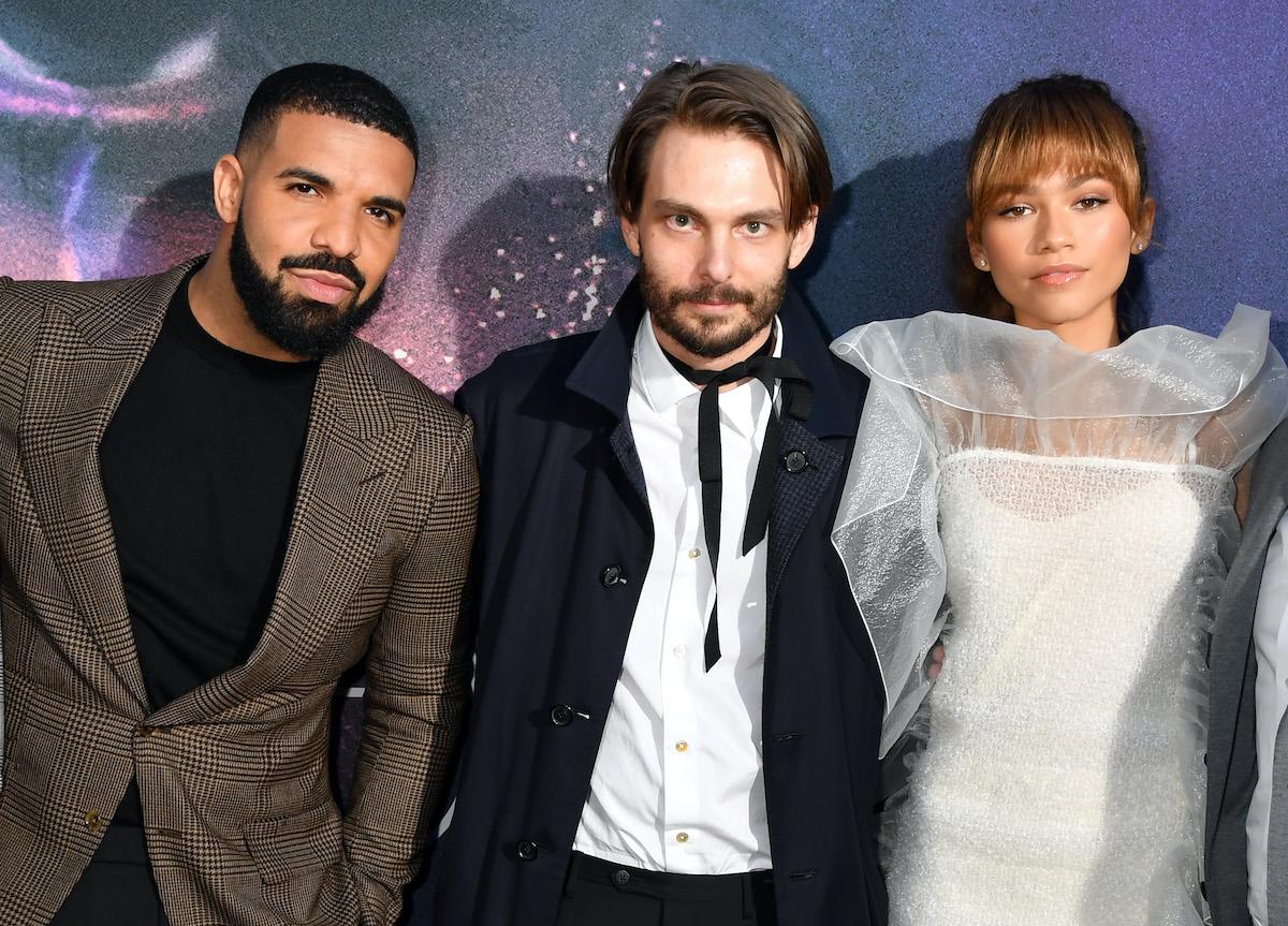 Euphoria Season 2 cast and crew: Drake, Sam Levinson, and Zendaya