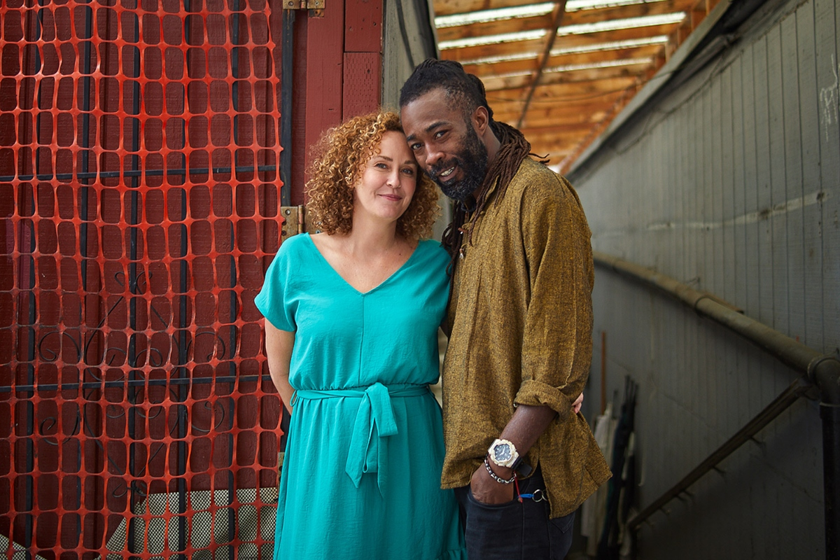 Ellie and Victor on 90 Day Fiancé: The Other Way