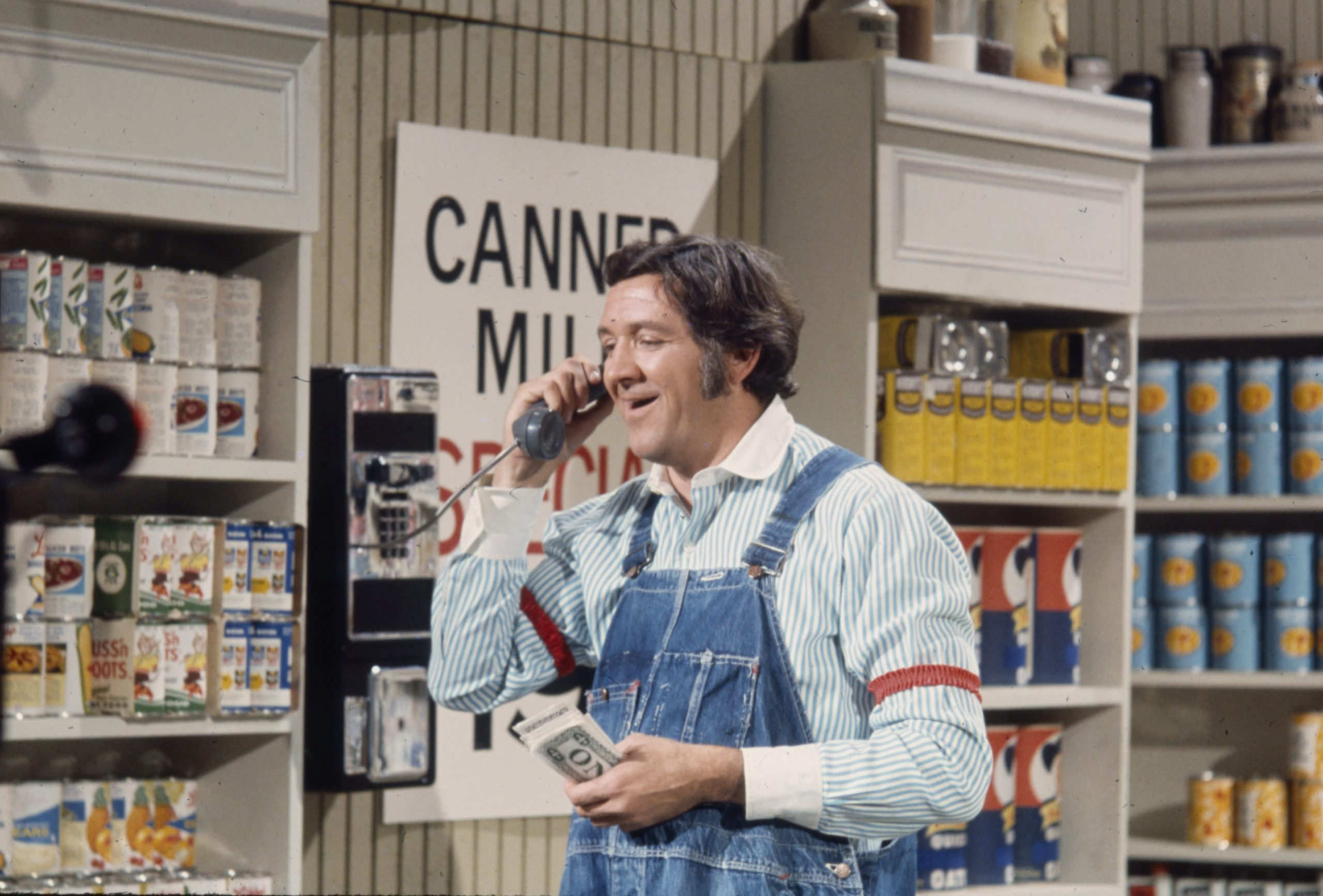 'Goober Pyle' actor George Lindsey on 'The Danny Thomas Show'
