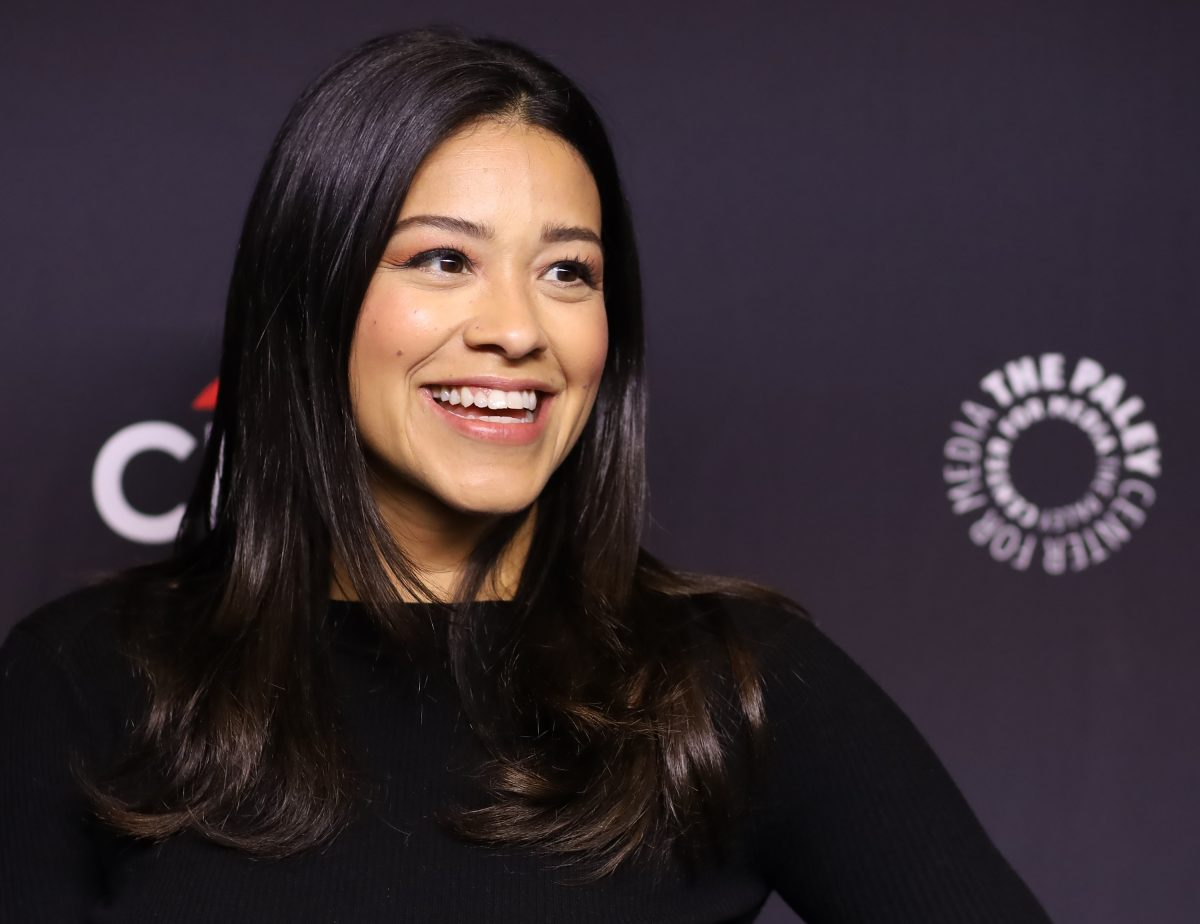 Gina Rodriguez of 'Jane the Virgin' attends the Paley Center For Media's 2019 PaleyFest LA