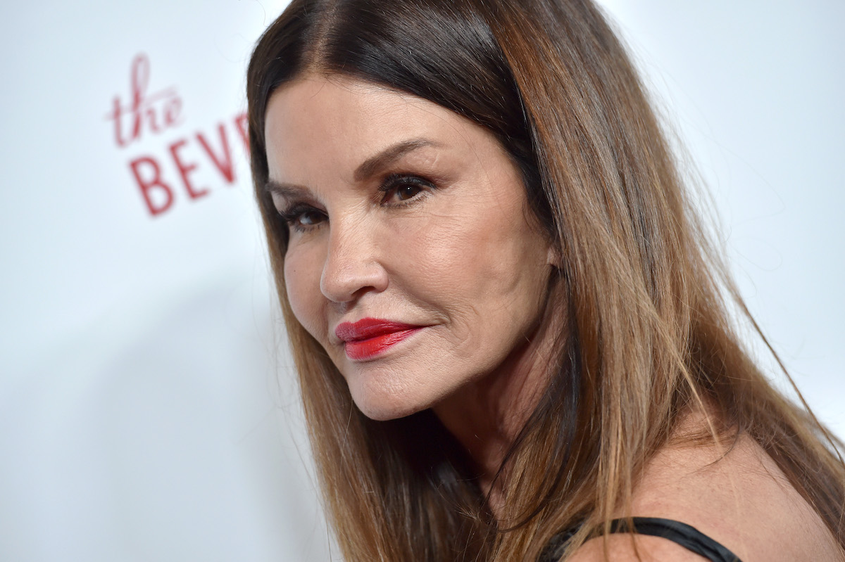Janice Dickinson attends an event in 2018 in Beverly Hills, California