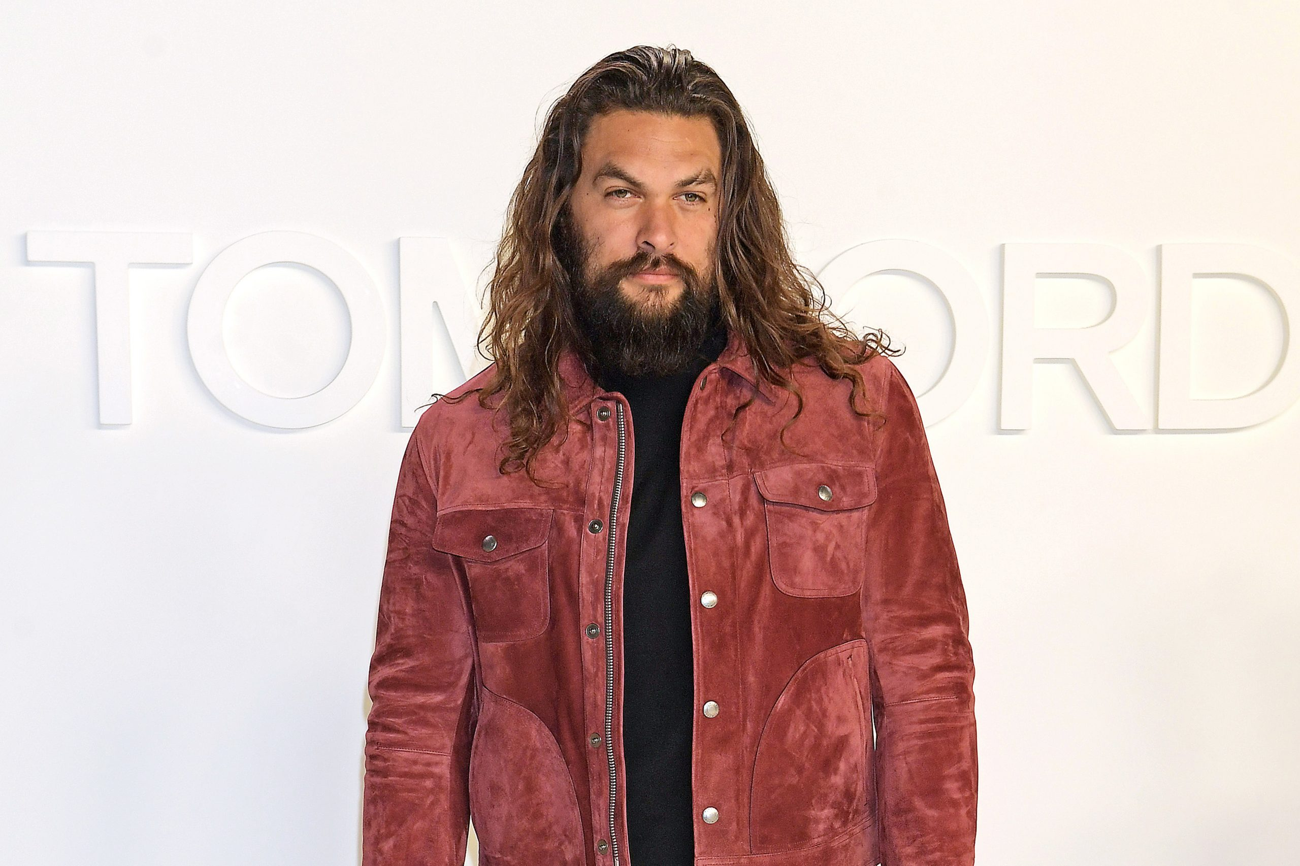 Jason Momoa Really Hates Plastic Water Bottles: They're 'Disgusting' and 'Not Good for You'