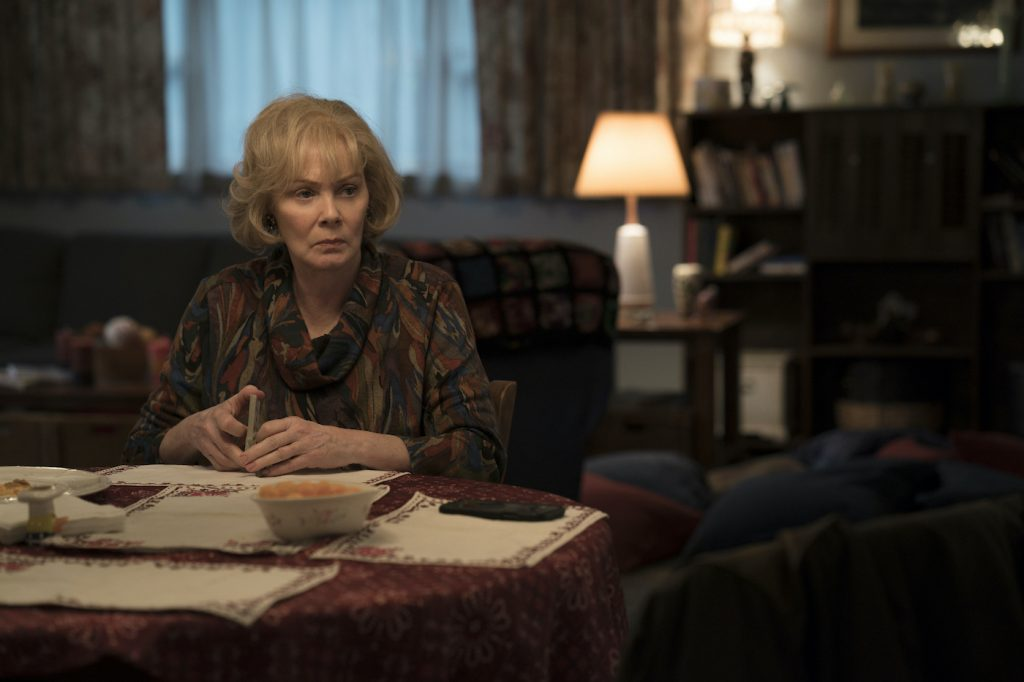Actor Jean Smart in a scene from 'Mare of Easttown