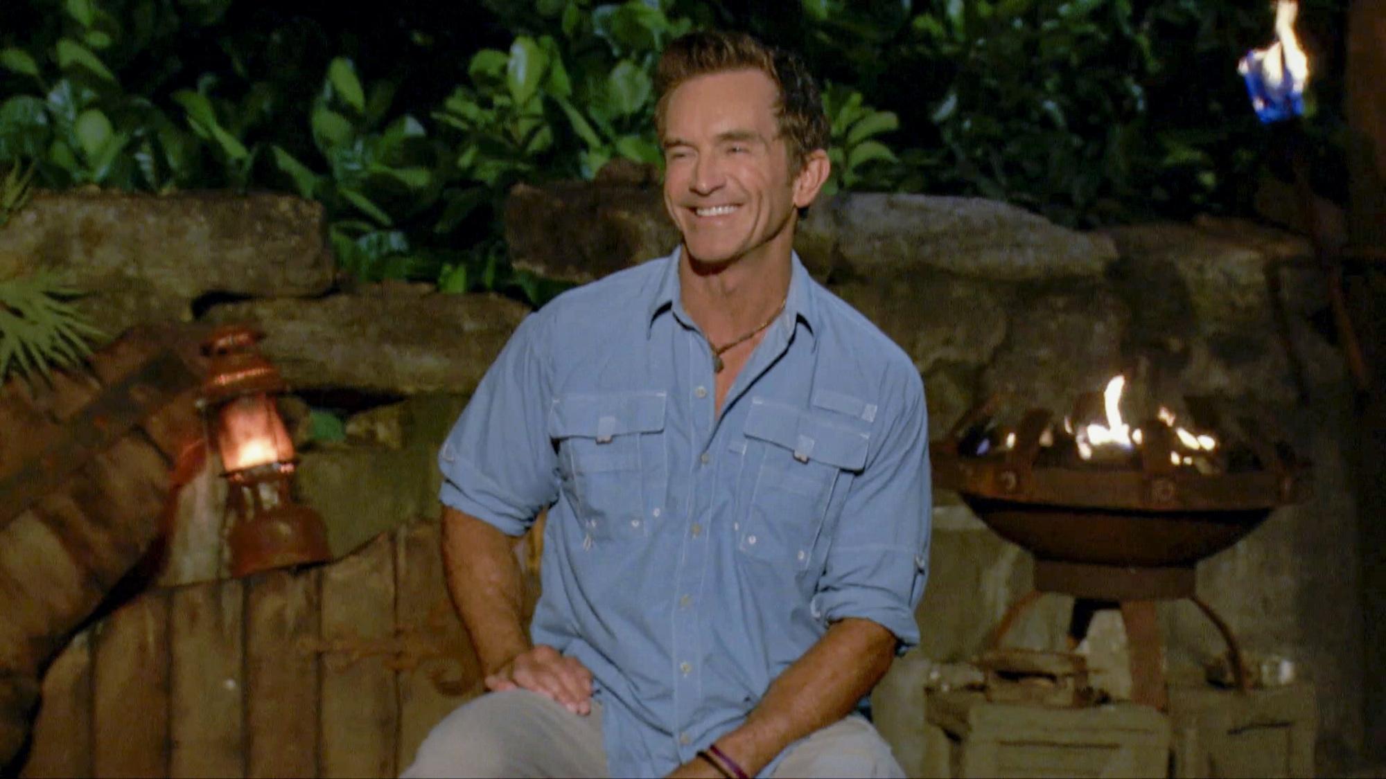 'Survivor' host Jeff Probst