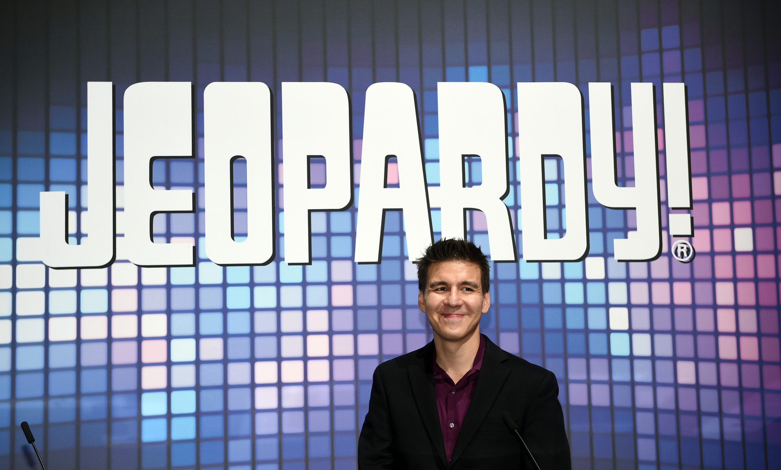 'Jeopardy!'s James Holzhauer has something to say about the quiz show's search for a new host.