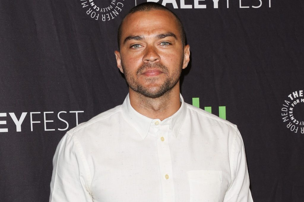 """HOLLYWOOD, CA - MARCH 19: Actor Jesse Williams attends the The Paley Center For Media's 34th Annual PaleyFest Los Angeles - """"Grey's Anatomy"""" at Dolby Theatre on March 19, 2017 in Hollywood, California."""
