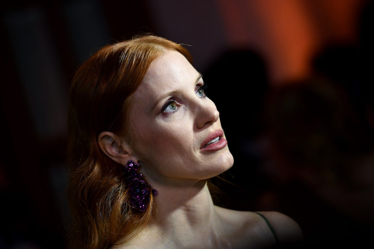 'The Eyes of Tammy Faye': Jessica Chastain Says It Was 'Super Scary' Preparing for Her Big-Screen Singing Debut