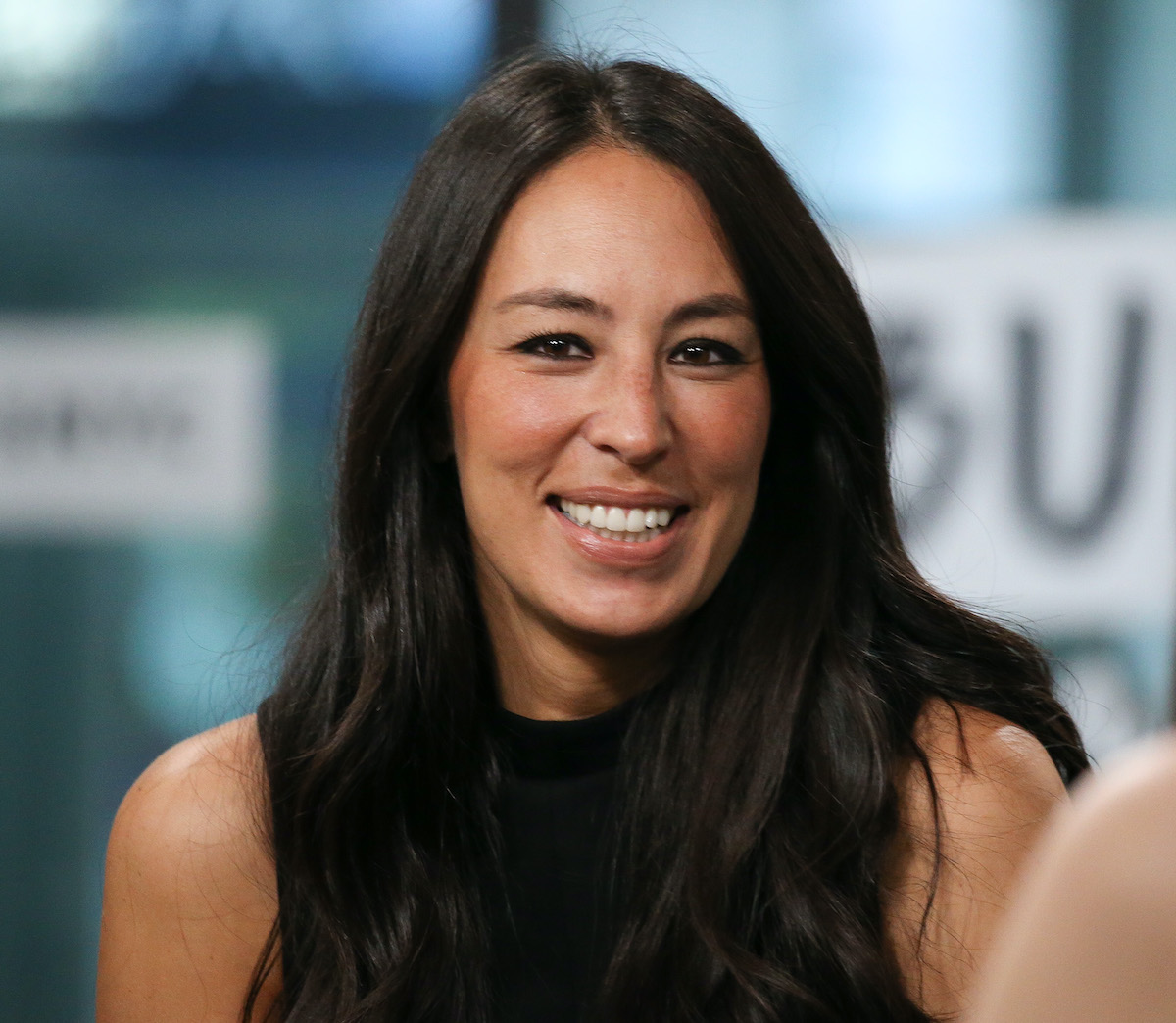 Joanna Gaines attends the BUILD event in New York City