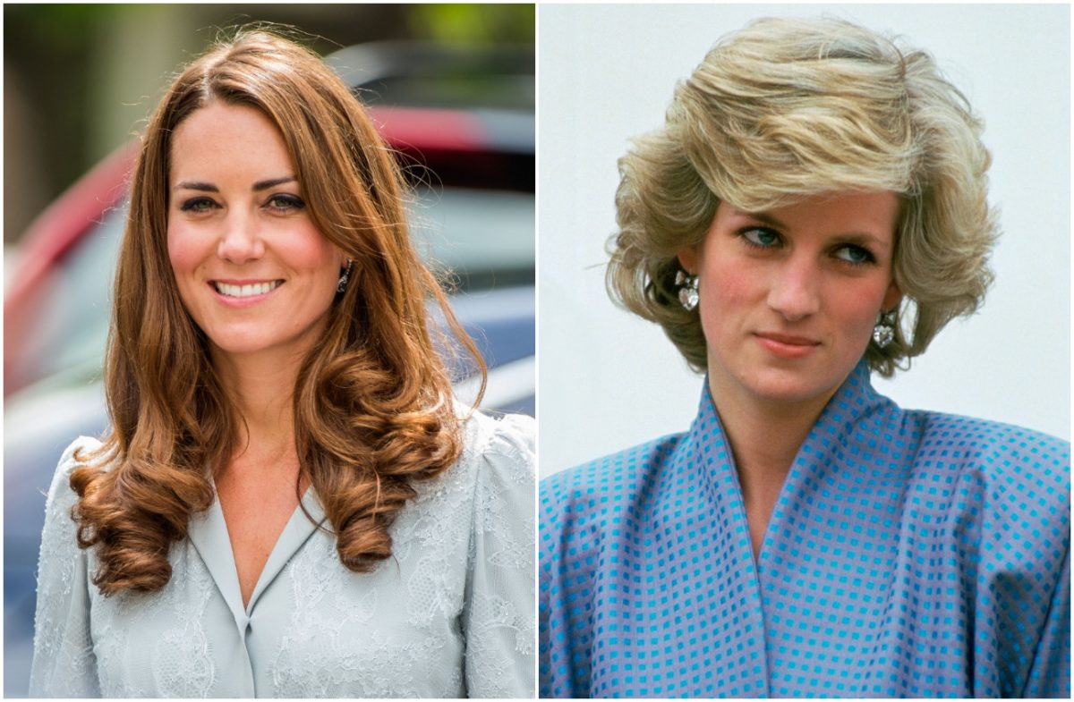 Kate Middleton Is Praised for Her 'Wise' Decision to Not Be Like Princess Diana